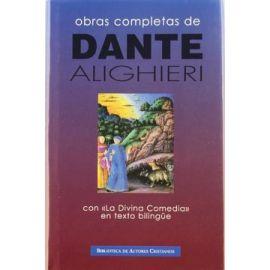 Obras Completas de Dante Alighieri.