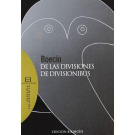 De las divisiones. De divisionibus
