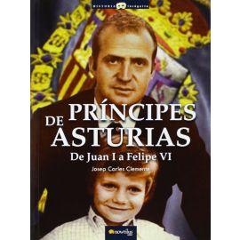 Príncipes de Asturias. De Juan I a Felipe V