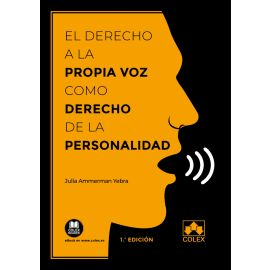 Derecho a la propia voz como derecho de la personalidad