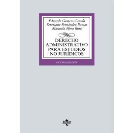 Derecho Administrativo para estudios jurídicos 2021