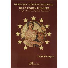 Derecho Constitucional de la Unión Europea