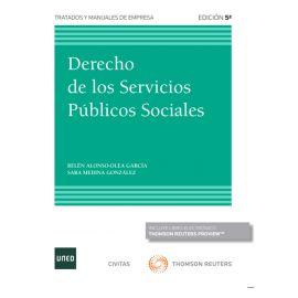 Derecho de los servicios públicos sociales 2021