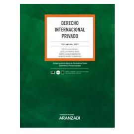 Derecho internacional privado 2021