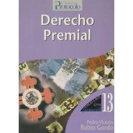 Derecho Premial.