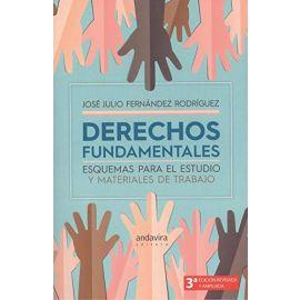 Derechos fundamentales 2019. Esquemas para el estudio y materiales de trabajo