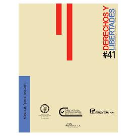 Revista Derechos y Libertades 2019. Nº 40 y 41. Revista del Instituto Bartolomé de las Casas