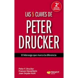 5 claves de Peter Drucker El liderago que marca la diferencia