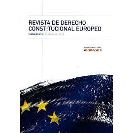Revista de Derecho Constitucional Europeo Nº 25 Enero-Junio 2016