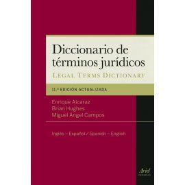 Diccionario de términos jurídicos. Inglés-Español/Español-Inglés