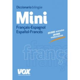 Diccionario Mini Français-Espagnol/Español Francés