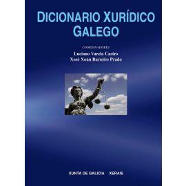 Diccionario Xurídico Galego