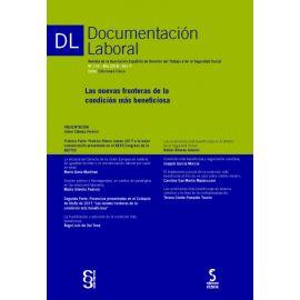 Documentación Laboral, 114. Año 2018 Vol II Las Nuevas Fronteras de la Condición más Beneficiosa