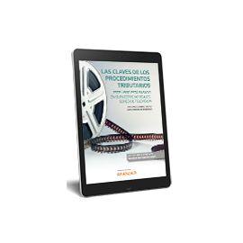 E-book Las claves de los procedimientos tributarios. Este libro está basado e n supuestos no reales ( Series Televisión )