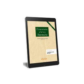 Ebook Comentarios a la ley hipotecaria
