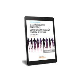 Ebook Despido colectivo y medidas de suspensión y reducción temporal de jornada