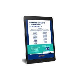 Ebook Sociedades cotizadas y transparencia en los mercados. Tomos I y II