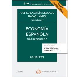 Economía española. Una introducción 2021. Contiene ejercicios prácticos