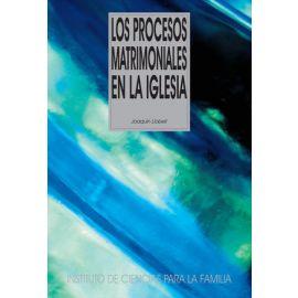 Los procesos matrimoniales en la Iglesia