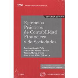 Ejercicios prácticos de contabilidad financiera y de sociedades