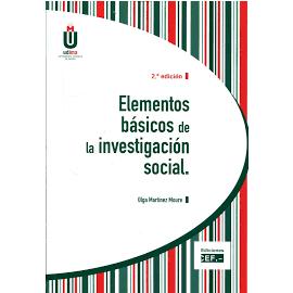 Elementos Básicos de la Investigación Social 2018