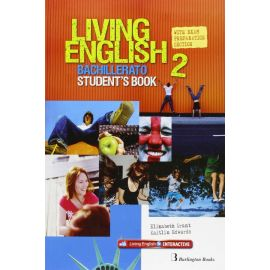 Living English 2 BAchilllerato. Student's Book