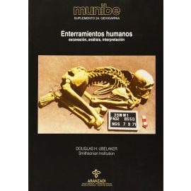 Enterramientos Humanos. Excavación, Análisis, Interpretación