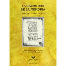Escritura de la Memoria. Libros para la Administración