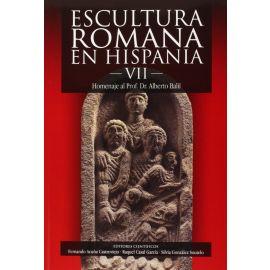 Escultura Romana en Hispania VII. VII Reunión de Escultura en Hispania