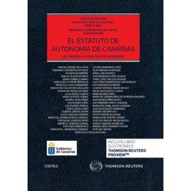 Estatuto de Autonomía de Canarias. Ley Orgánica 1/2018, de 5 de noviembre