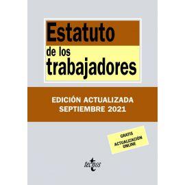 Estatuto de los Trabajadores 2021. Tecnos