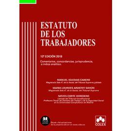 Estatuto de los Trabajadores 2018