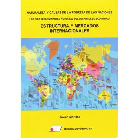 Naturaleza y causas de la pobreza de las Naciones (Los diez determinantes Actuales del desarrollo cconómico). Estructura y mercados internacionales