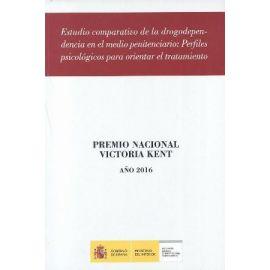 Estudio Comparativo de la Drogodependencia en el Medio Penitenciario: Perfiles Psicológicos para Orientar el Tratamiento