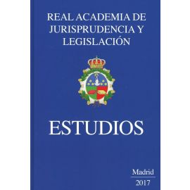 Estudios 2017.Real Academia de Jurisprudencia y Legislación