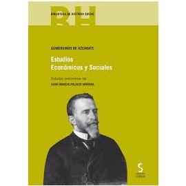 Estudios Económicos y Sociales de Gumersindo de Azcárate