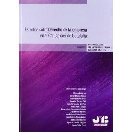 Estudios sobre Derecho de la Empresa en el Código Civil de Cataluña