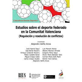 Estudios sobre el deporte federado en la Comunitat Valenciana