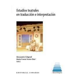 Estudios teatrales en traducción e interpretación