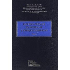Estudios Penales en Homenaje a Enrique Gimbernat. 2 Tomos.