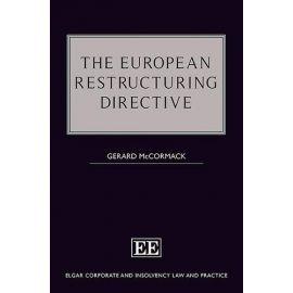 European Restructuring Directive