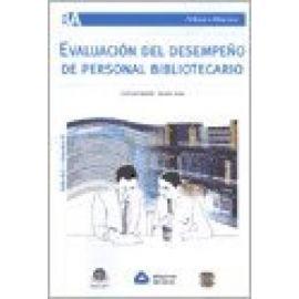 Evaluación del Desempeño de Personal Bibliotecario.