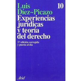 Experiencias jurídicas y teoría del Derecho