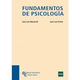 Fundamentos de Psicología. REIMPRESIÓN 2010