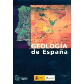 Geología de España (Incluye Mapas y CD-ROM)
