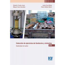 Colección de Ejercicios de Geotecnia y Cimientos Nº 4 Elasticidad de Suelos