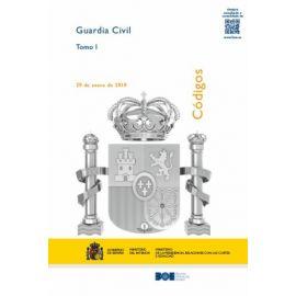 Código de la Guardia Civil 2019. Totalmente Actualizado