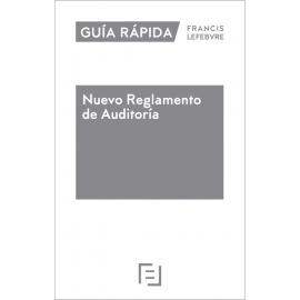 Nuevo reglamento de auditoría