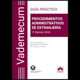 Guía práctica Procedimientos administrativos de extranjería 2020