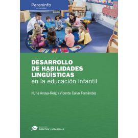 Desarrollo de habilidades lingüísticas en la educación infantil